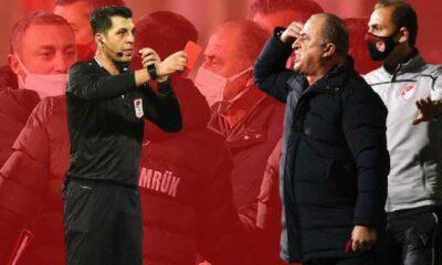 Galatasaray teknik direktörü Fatih Terim'in cezasına indirim!