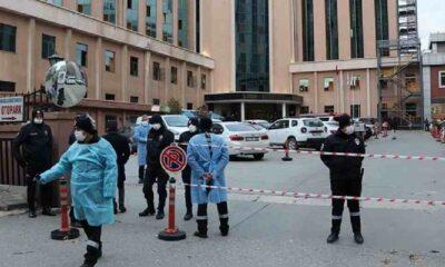 Gaziantep'te özel bir hastanede oksijen tüpü patladı: 8 ölü
