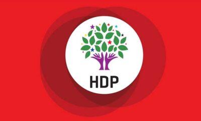HDP'den yeniden açılan kapatma davasına ilişkin açıklama