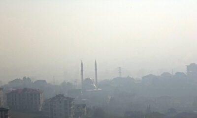 Hava kirliliği oranı 'sağlıksız'dan 'kötü'ye döndü... Bu ilde sokağa çıkarken dikkat!