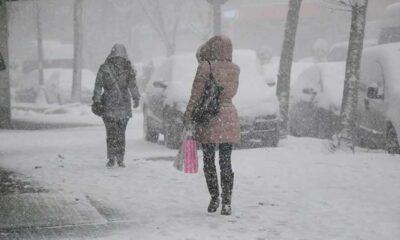 Hava sıcaklıları düşüyor, kar etki alanını artırıyor