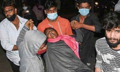 Hindistan'da gizemli hastalık: Bir can kaybı, yüzlerce kişi hastanede