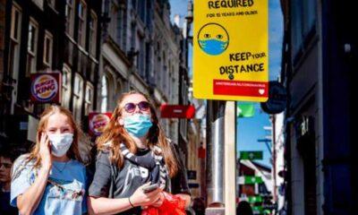 Hollanda Koronavirüs nedeniyle yalnızlık çeken gençler için 58,5 milyon Euro ayırdı