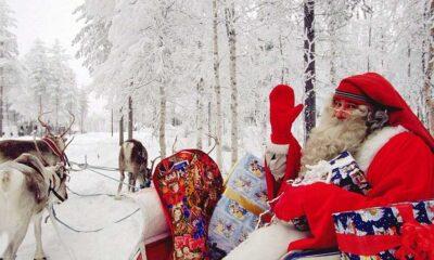 Huzurevinde hediye dağıtan 'Noel Baba' en az 45 kişiye koronavirüs bulaştırdı
