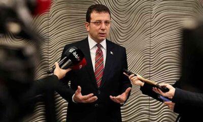 İBB Sözcüsü Ongun'dan Ekrem İmamoğlu'na suikast iddiasına yönelik açıklama