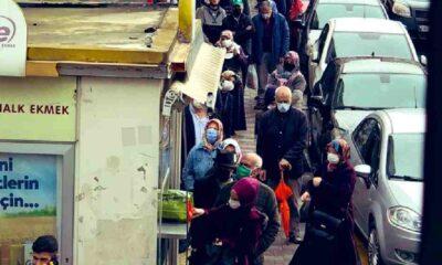 İBB'nin yeni Halk Ekmek büfeleri açmasına AKP ve MHP engeli!