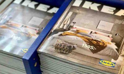 IKEA kataloğu artık basılmayacak