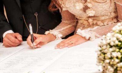 """İçişleri Bakanlığı'ndan """"evlendirme işlemleri"""" düzenlemesi"""