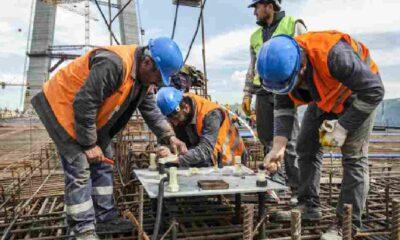 İnşaat işçileri, sokağa çıkma kısıtlamasından muaf tutulacak
