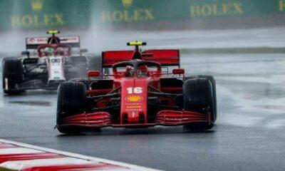 İstanbul Formula 1'e büyük onur