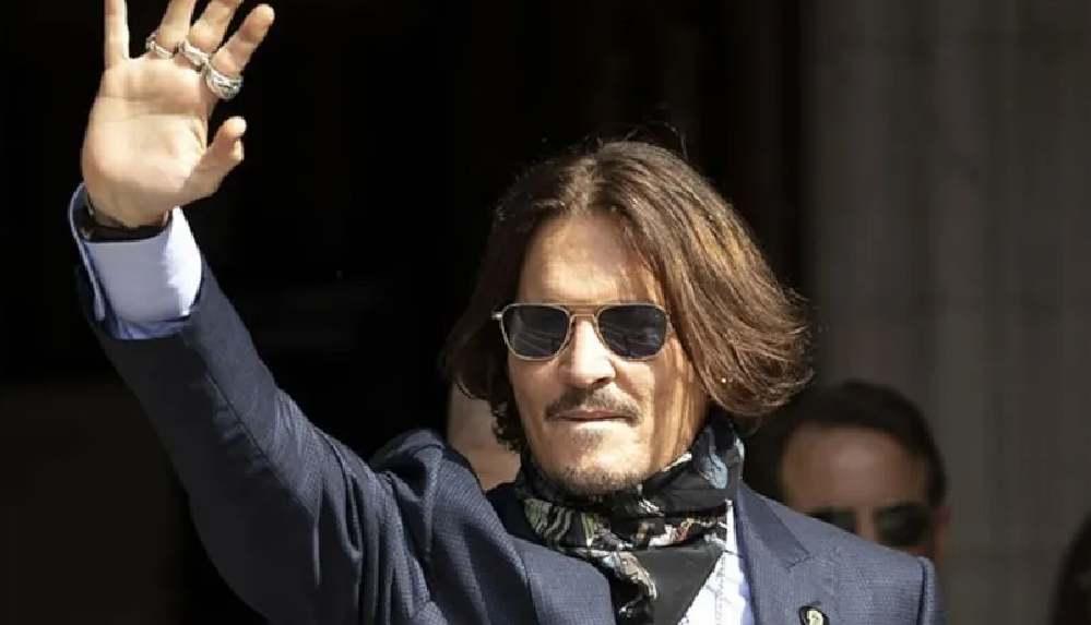Ünlü oyuncu Johnny Depp: Hollywood beni boykot ediyor