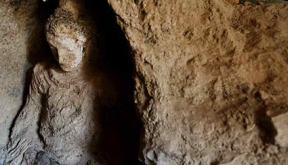 Kabil'deki arkeolojik kazılarda Budist döneme ait eserler bulundu