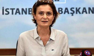CHP İstanbul İl Başkanı Kaftancıoğlu hakkında yeni iddianame: 6 yıla kadar hapsi isteniyor