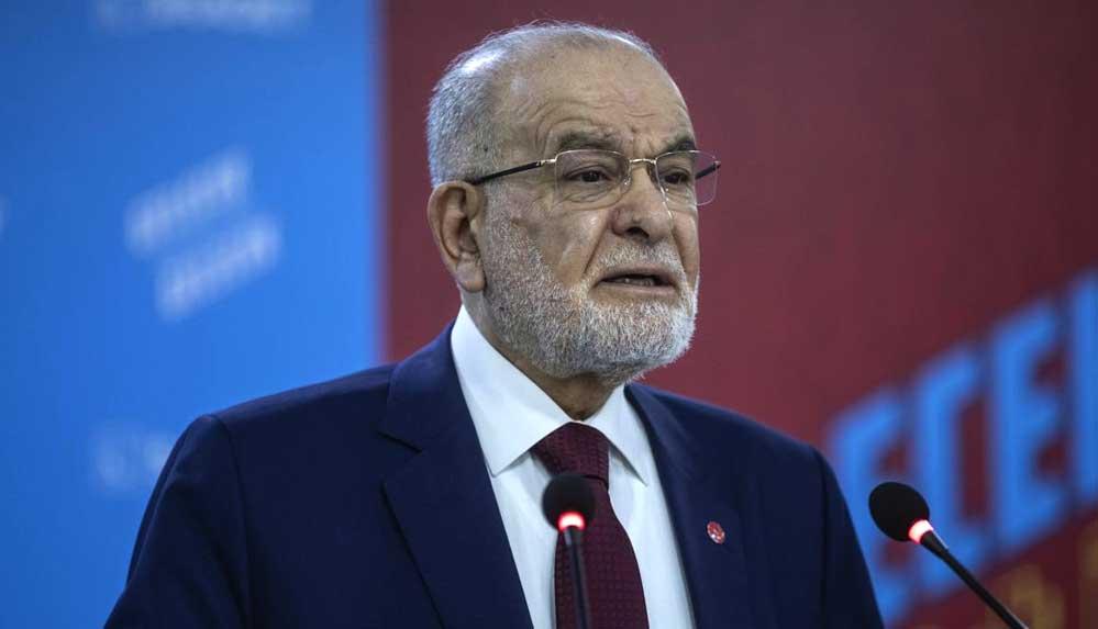 Karamollaoğlu: Millet, seçimlerde muhalefete yetki vermezse, onlardan icraat beklemeleri sadece hayal olur