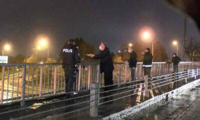 Kartal'da babasının cinsel istismarda bulunduğunu iddia eden genç köprüden atlamaya kalktı
