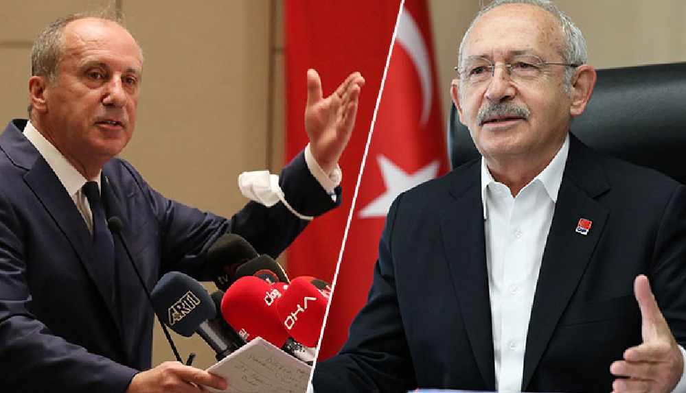 Kemal Kılıçdaroğlu, Muharrem İnce'nin CHP'den istifasına ilişkin: Daha önce de parti kuranlar oldu