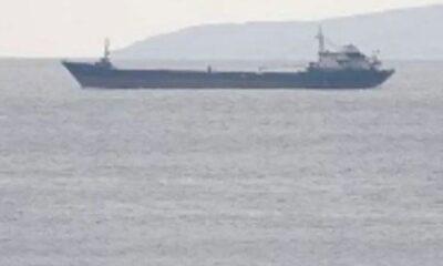 Libya'ya ilaç taşıyan Türk gemisi talimatlara uymadığı iddiasıyla Hafter güçleri tarafından alıkondu