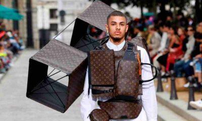 Louis Vuitton'dan dudak uçuklatan 10 bin dolarlık uçurtma