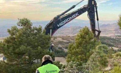 Maden şirketleri bu sefer Kapadokya'da...