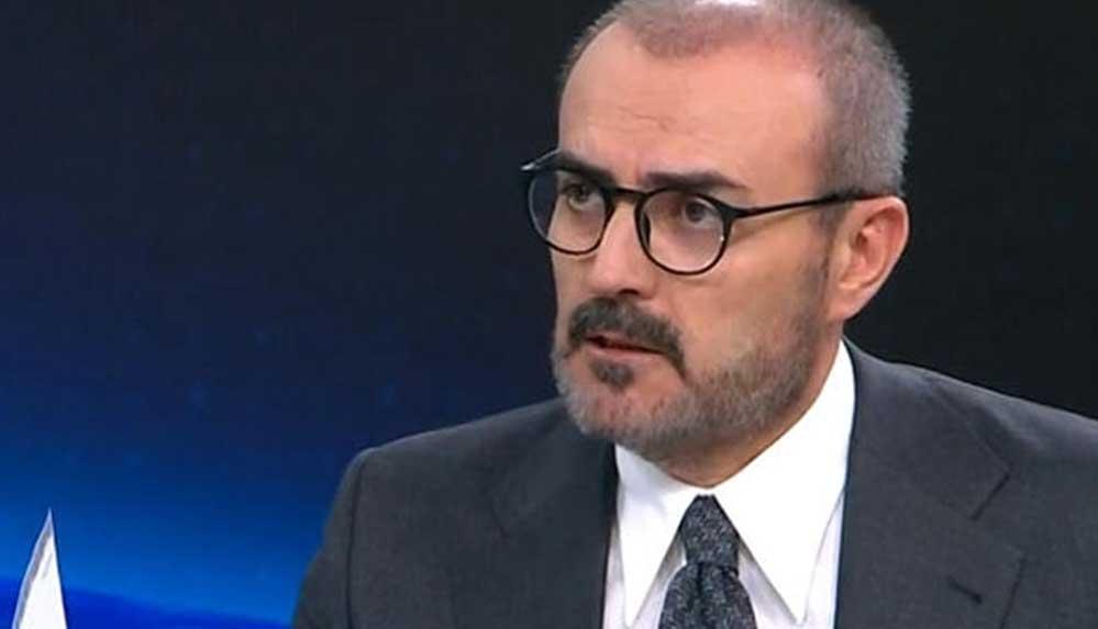AK Parti'li Ünal: HDP şu an CHP'ye saldırıyor