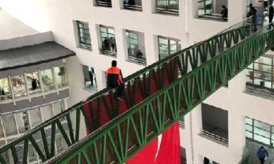 Malatya Belediyesi'nde çalışan işçiden intihar girişimi: Yeter bizi sömürdüğün Selahattin Başkan!