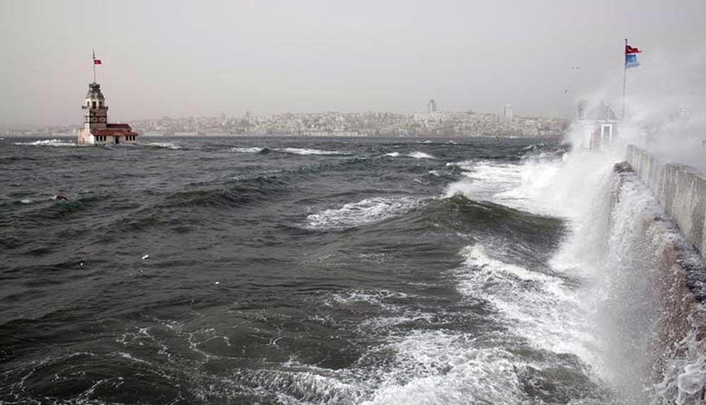Meteoroloji uyardı, İstanbul ve 12 il için sarı alarm verildi
