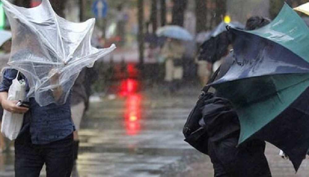 Bakan yardımcısı: Bugünlerde garip hava olayları yaşanabilir
