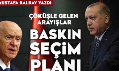 Mustafa Balbay: Çöküşle gelen akıldışı arayışlar...