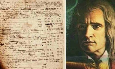 Newton'un kıyamet tarihini hesapladığı notlar ortaya çıktı