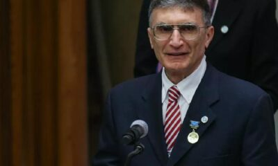Nobel ödüllü bilim insanı Sancar: Türkiye'de olsam kuyruğa girer, aşı yaptırırdım
