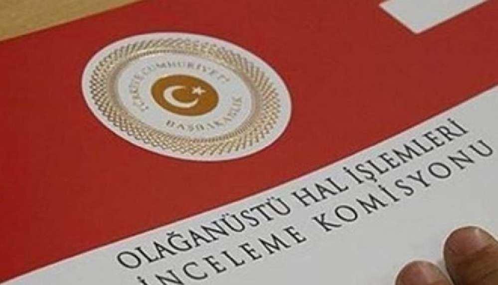 OHAL Komisyonu'nun görev süresi 1 yıl daha uzatıldı