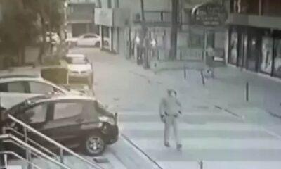 Öğretim görevlisi Aylin Sözer'in katilinin cinayet öncesi görüntüleri ortaya çıktı