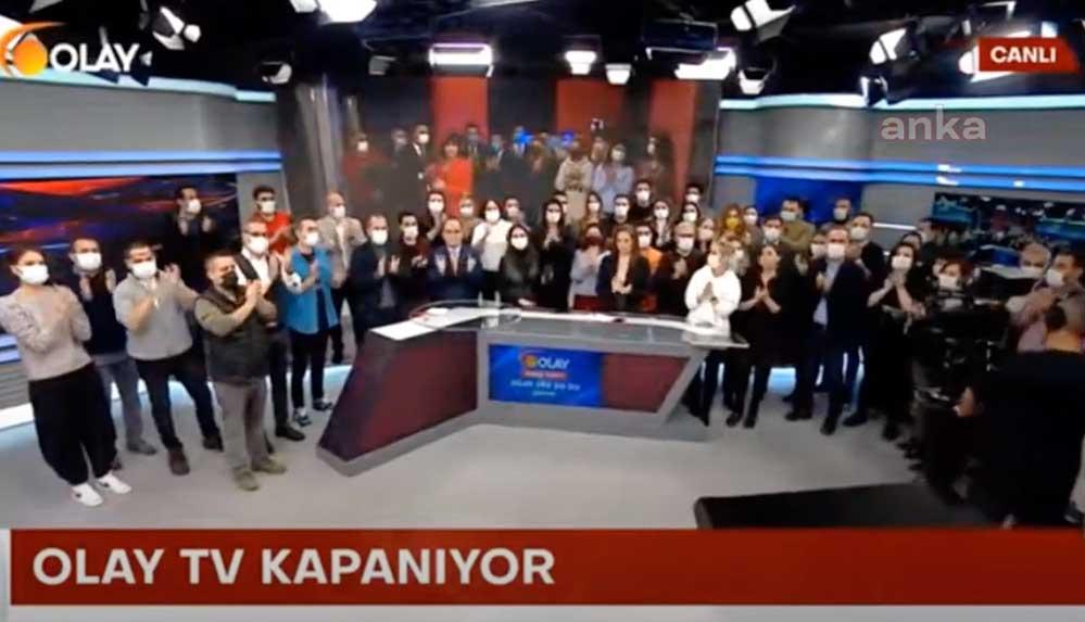 Olay Tv kapandı: 180 arkadaşımızla birlikte yeni bir mecrada mutlaka özgür haberciliğe devam edeceğiz