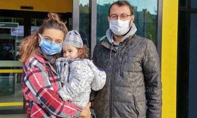 SMA hastası minik Ali'ye tedavi yolu açıldı