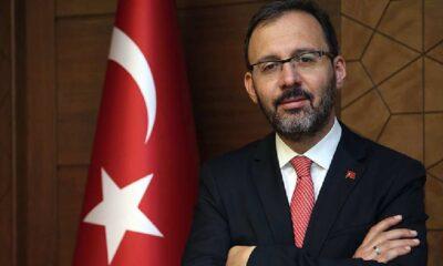 Bakan Kasapoğlu: 19 Mayıs'ta evlerimizde İstiklal Marşı okuyacağız