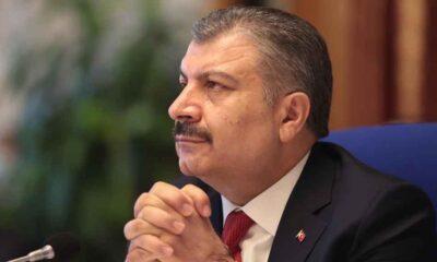 """""""Salgın döneminde açıklamalarına en çok güvenilen isim Sağlık Bakanı Fahrettin Koca"""""""