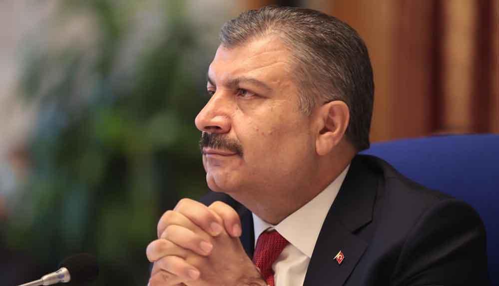 Sağlık Bakanı aşıda yeni döneme geçildiğini duyurdu