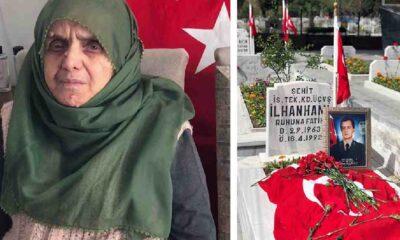 Şehit ailesine zamlı mezar yeri satıldı