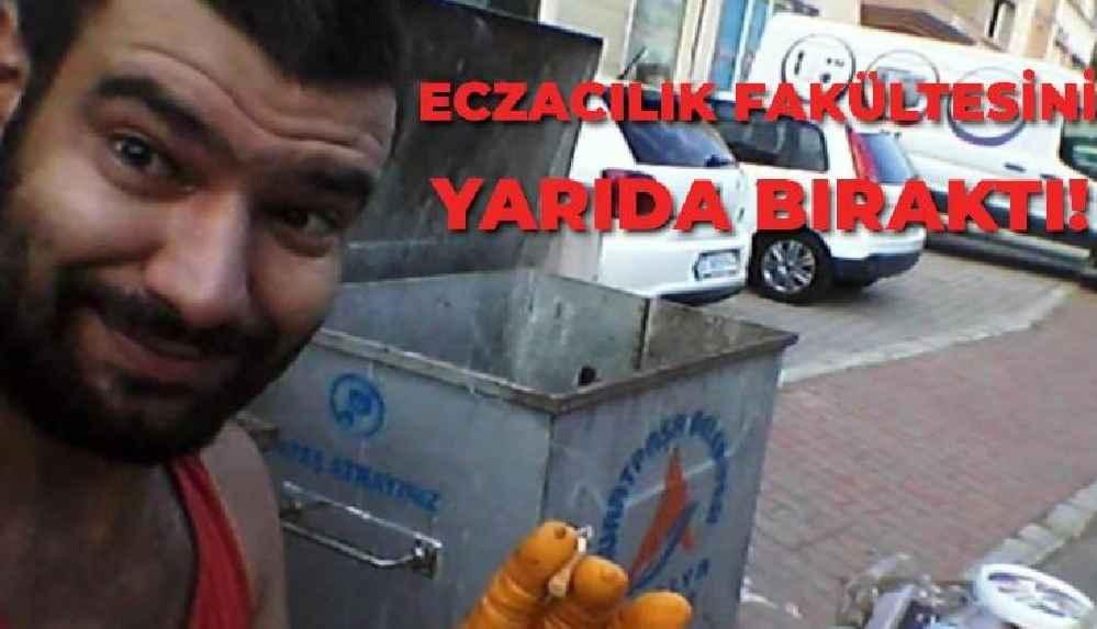Sokaklarda kağıt toplayan Efe, KPSS'de 2 kez derece yaptı