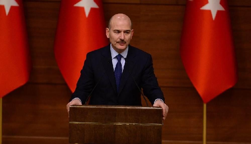 AKP'den Süleyman Soylu'ya sert tepki