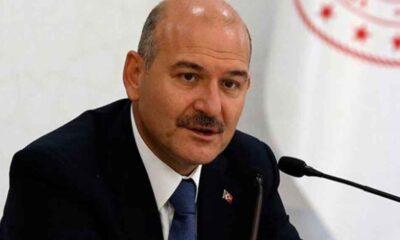 """Sedat Peker'in iddiaları üzerine Bakan Soylu'dan cevap: """"İspatlanırsa idama razıyım"""""""