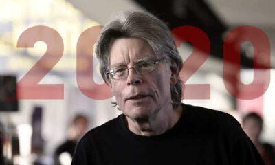 Stephen King'den 2020'ye veda: Bir Stephen King romanında yaşıyor gibi hissettiğiniz için üzgünüm
