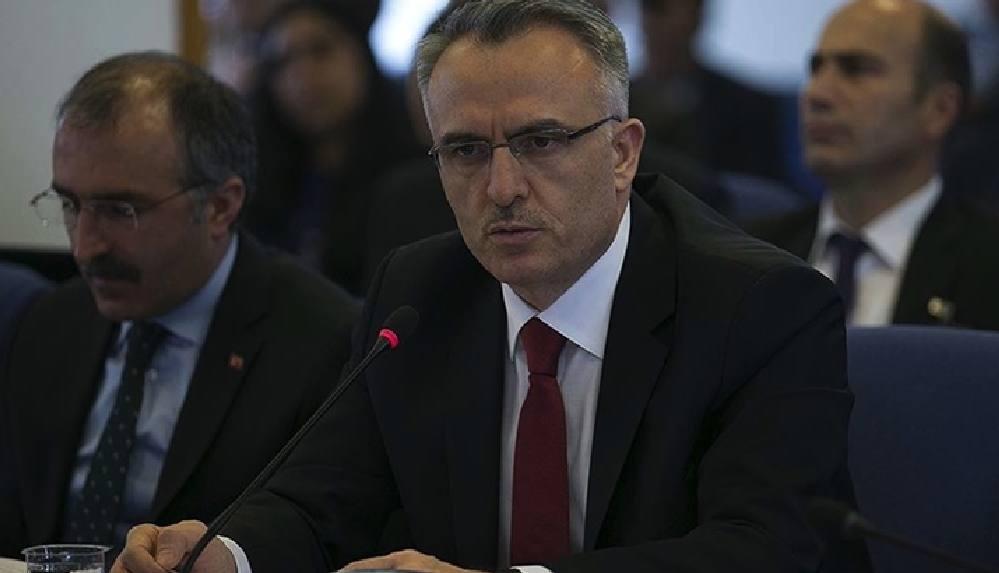 Ağbal: TCMB enflasyon hedeflemesi rejimini kararlı bir şekilde uygulayacak