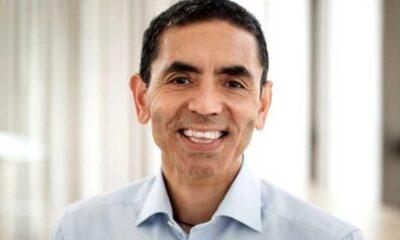 Koronavirüs aşısını geliştiren Uğur Şahin, Forbes'in 'dolar milyarderi' listesine girdi