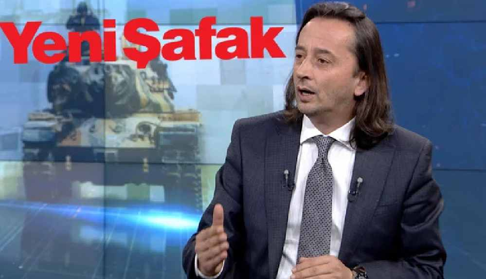 Yeni Şafak Gazetesi'nin Genel Yayın Yönetmeni İbrahim Karagül istifa ettiğini duyurdu