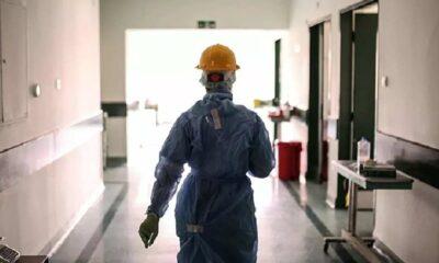 Moskova'da şimdiye kadarki en yüksek koronavirüs kaynaklı günlük can kaybı