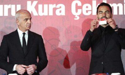 Ziraat Türkiye Kupası'nda son 16 turu eşleşmeleri belli oldu