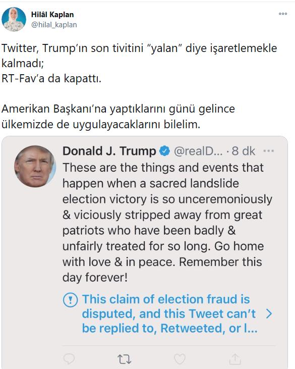 Hilal Kaplan ağzından kaçırdı: Trump'a yaptıklarını ülkemizde de uygulayacaklar