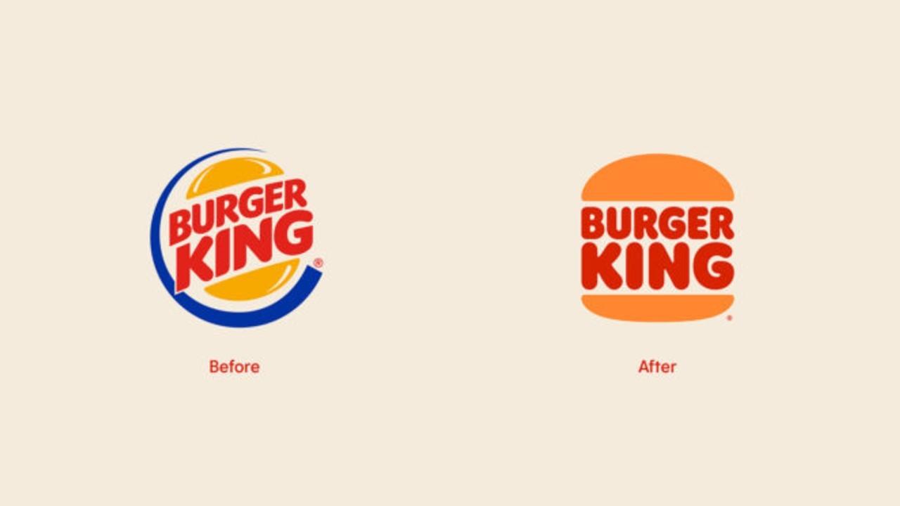 Burger King, logosunu değiştirdi