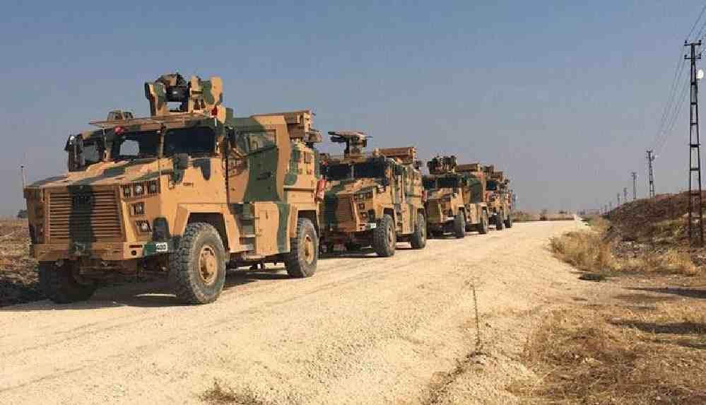2021'in ilk ortak devriyesini Rus ve Türk askerleri gerçekleştirdi